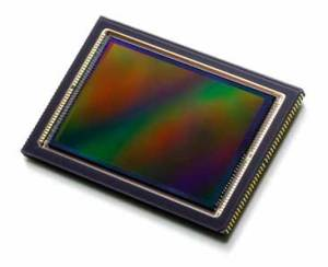Sensor CMOS de formato completo. © Canon